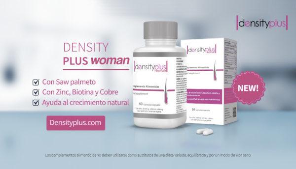 Density Plus Woman