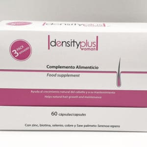 Density Plus Woman - 3 Months Pack
