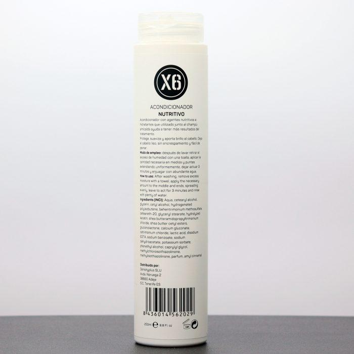 Nourishing Conditioner X6