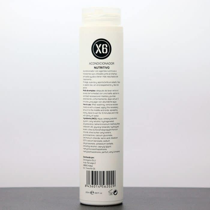 Balsamo Nutriente X6