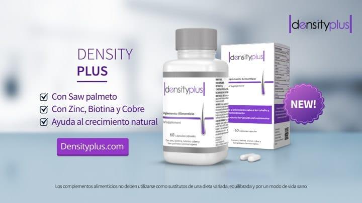 densityplus comprar lanzamiento