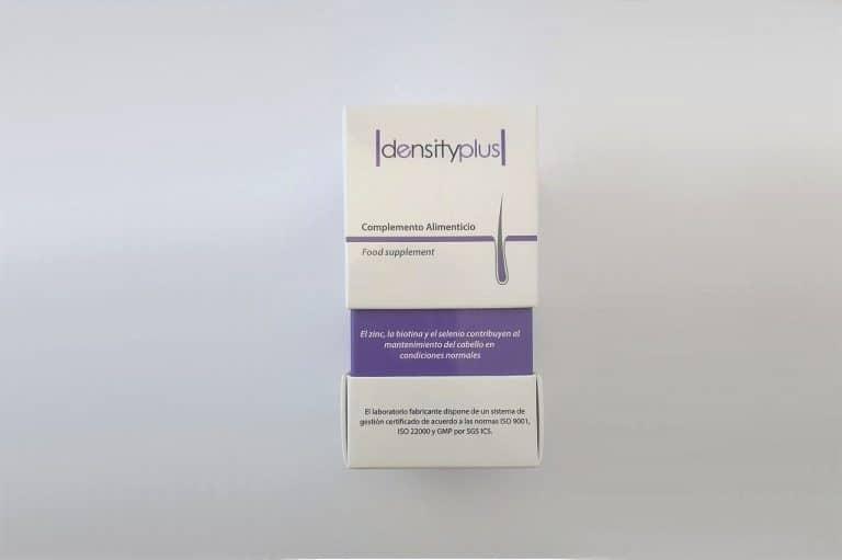 Caja de densityplus