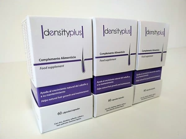 vitaminas para el pelo - pack 3 meses