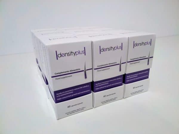 vitaminas para el pelo - pack 6 meses