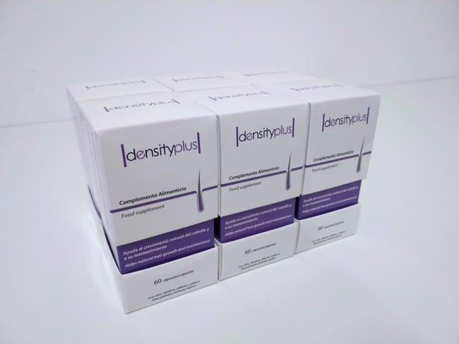 vitaminas para el pelo pack de 12 meses