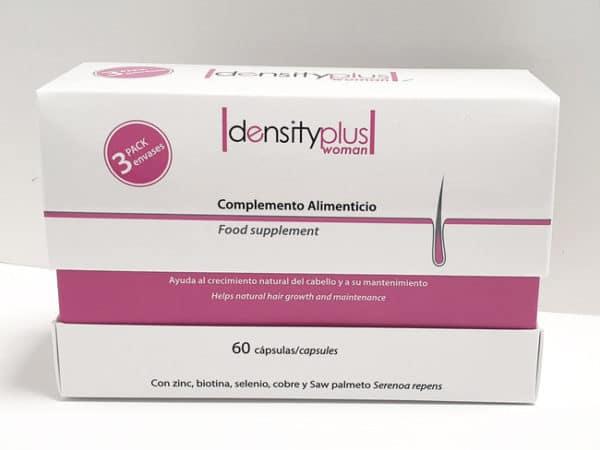 Density Plus Woman - Pack 3 meses