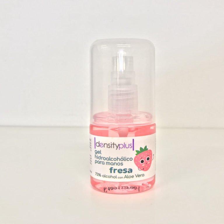 gel perfume fresa