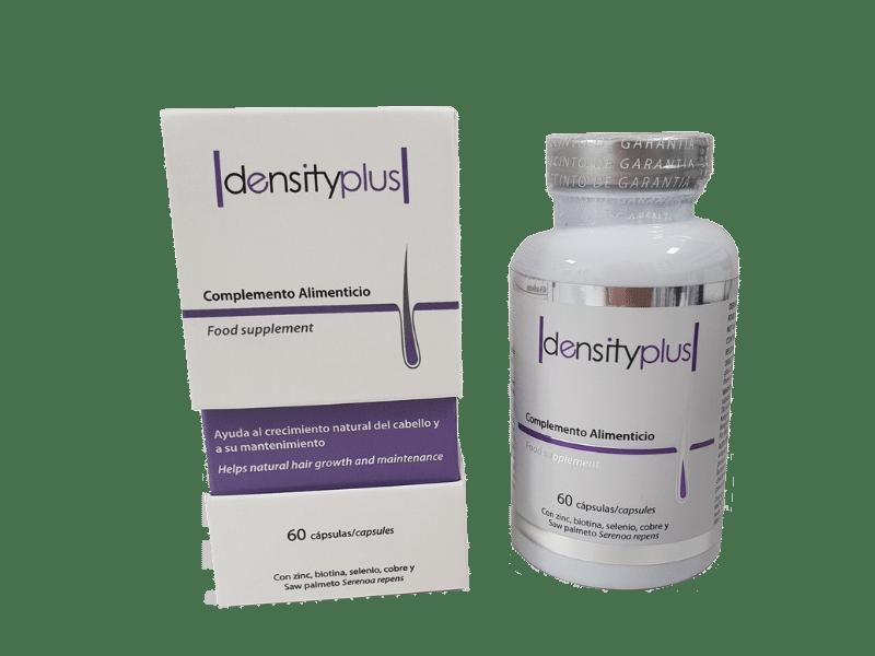Vitaminas Para El Cabello - Density Plus